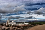 San Xavier Mission After the Rain by brandondockery, photography->places of worship gallery