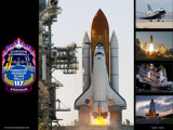 STS-117 Atlantis Montage by Crusader, space gallery