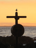 Wooden cross by skapie, Photography->Shorelines gallery