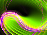Lime Swirl by wintermoon, Abstract->Fractal gallery