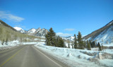 The Road to Telluride II by KT11109, Photography->Landscape gallery