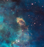 Stellar jets in the Carina Nebula by philcUK, space gallery