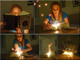 I got into my book! by ShannonChristine, Photography->Manipulation gallery