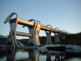 Falkirk Wheel - Side by alzco, Photography->Architecture gallery