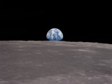 EarthRise by meteor, space gallery
