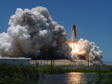 STS-121 Launch: 2 by philcUK, space gallery