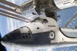 Atlantis Docked: 2  by philcUK, space gallery