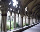 Salisbury Cloister by imlarryboy, photography->places of worship gallery