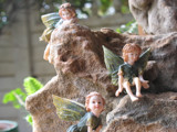 Protectors of my garden 1 by skapie, Photography->Sculpture gallery