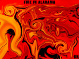 FIRE IN ALABAMA by Kevin_Hayden, abstract gallery